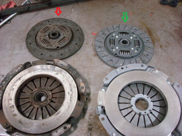 Signs Of A Bad Transmission >> Old Clutch, New Clutch | Joe Boulay