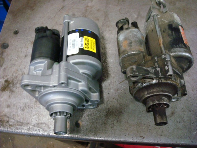 How Much Is A Starter For A Car >> What Does My Car Starter Look Like Joe Boulay