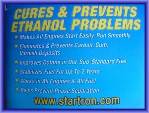 The fuel additive product that delivers results.
