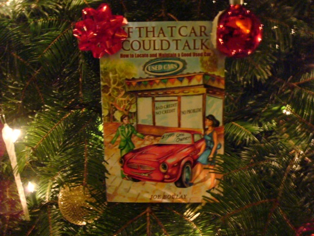 If That Car Could Talk for Christmas